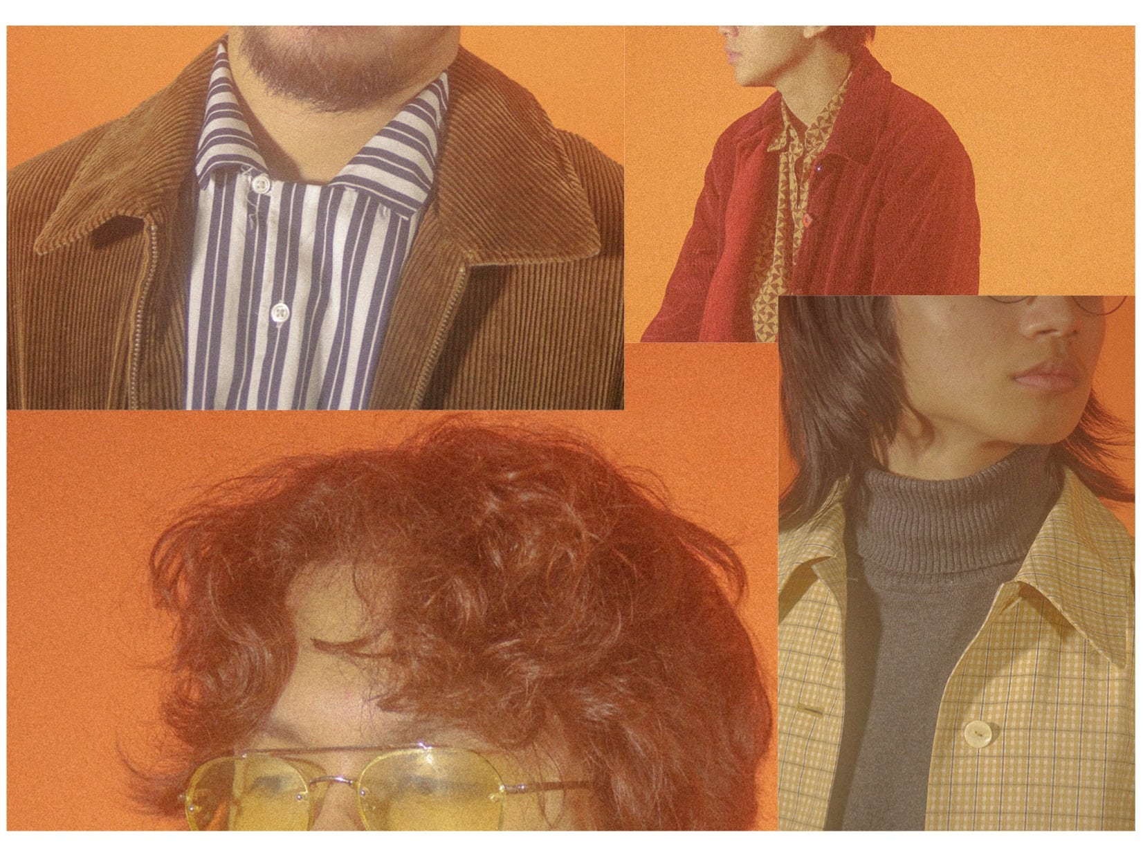 Band members of IV of Spades