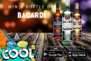 Bacardi contest for What's Your Cool