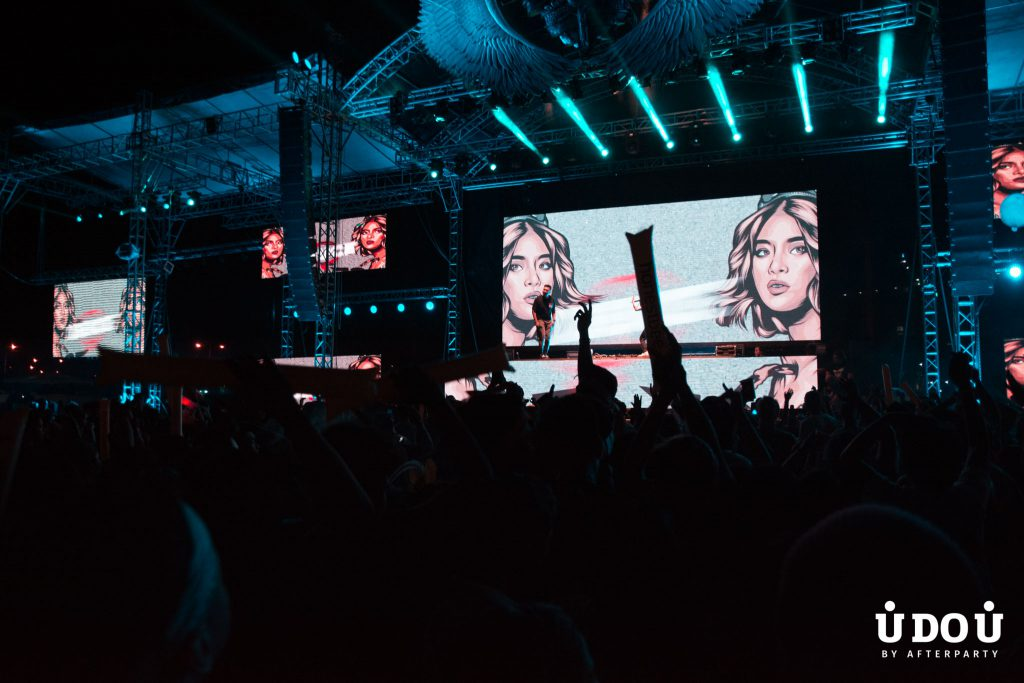 Patty Tiu of DEUCE at LifeDance 2018