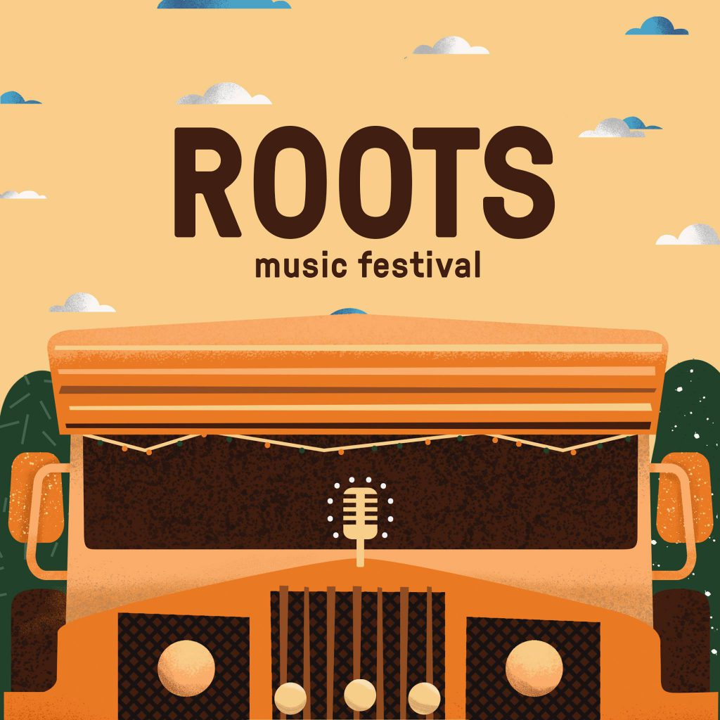 UP Fair Roots poster