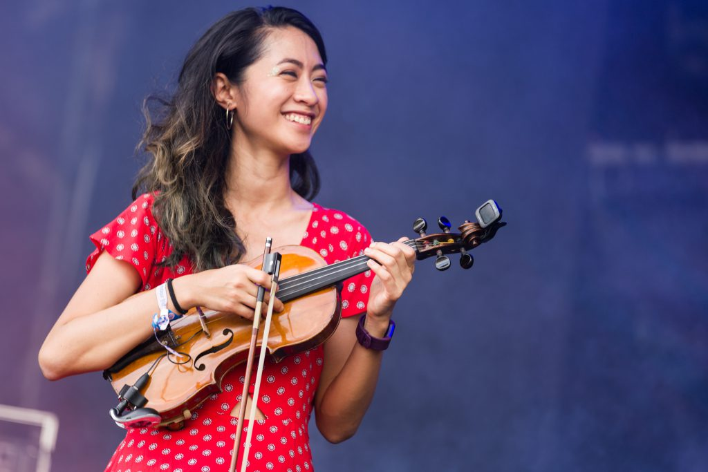 The Ransom Collective live at Laneway Festival Singapore 2018