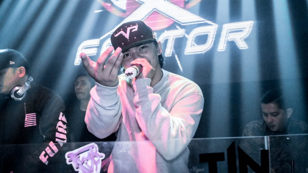 Victor Pring at CORE Night Club