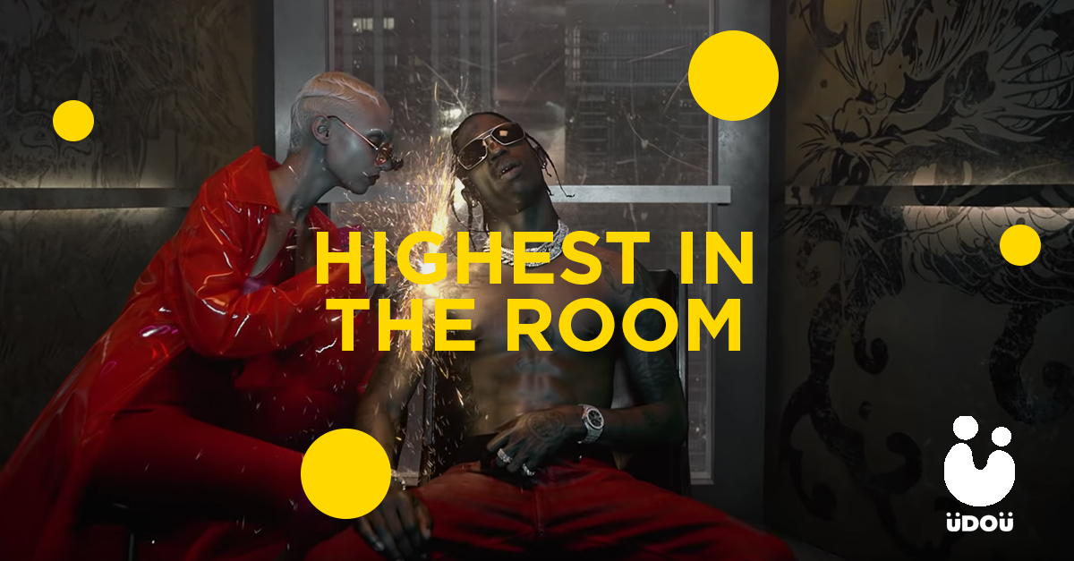 Travis Scott drops Highest in the Room LATEST DROP