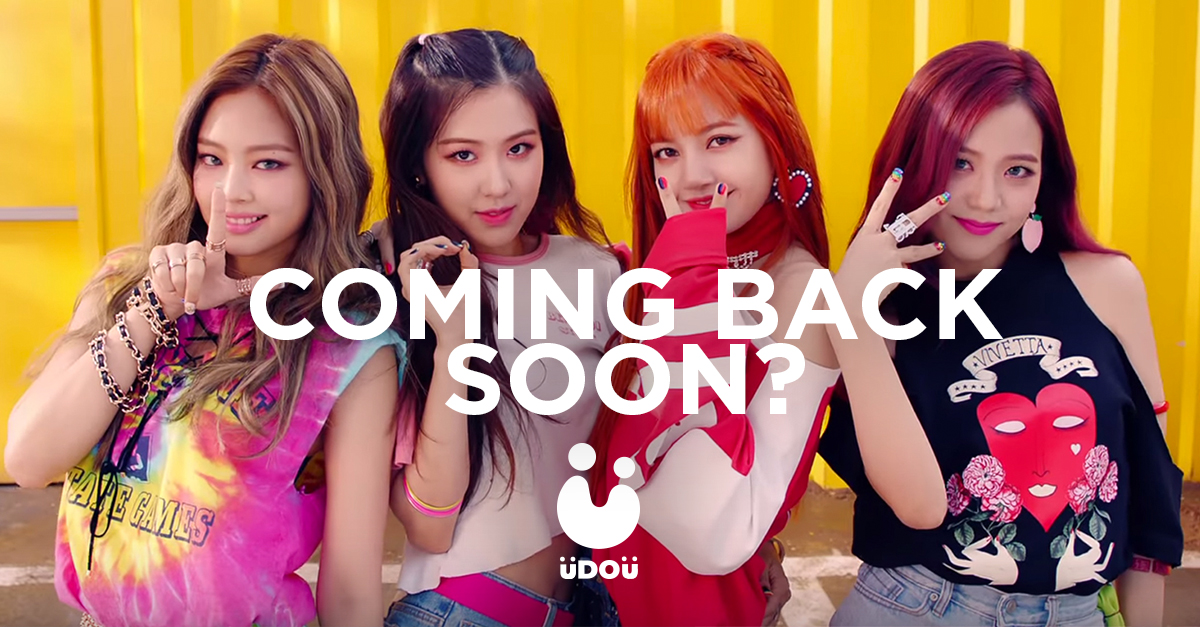 BLACKPINK Comeback 2020 U Do U Header