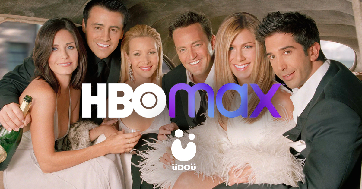friends reunion special hbo max