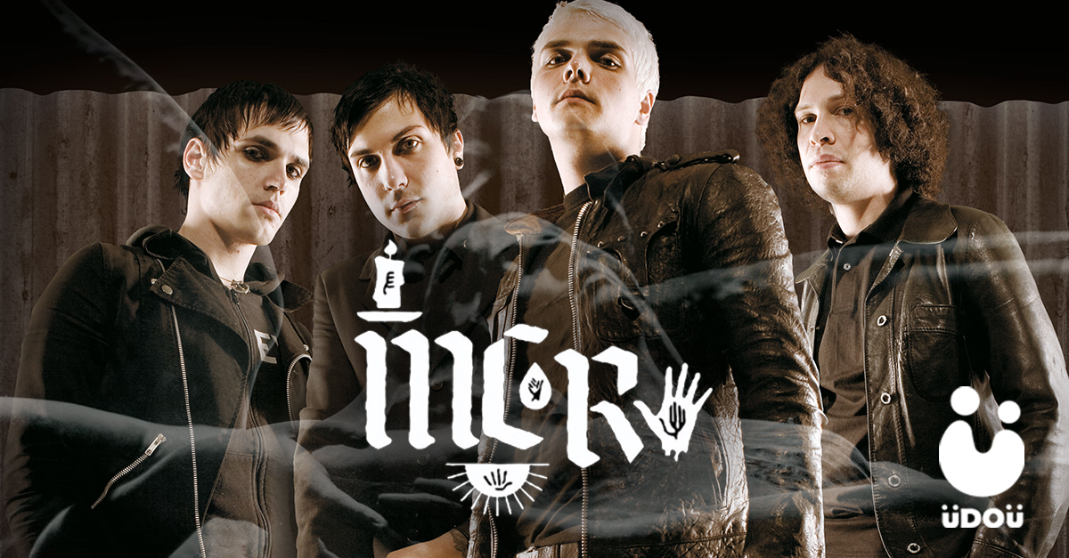 My Chemical Romance U Do U Header