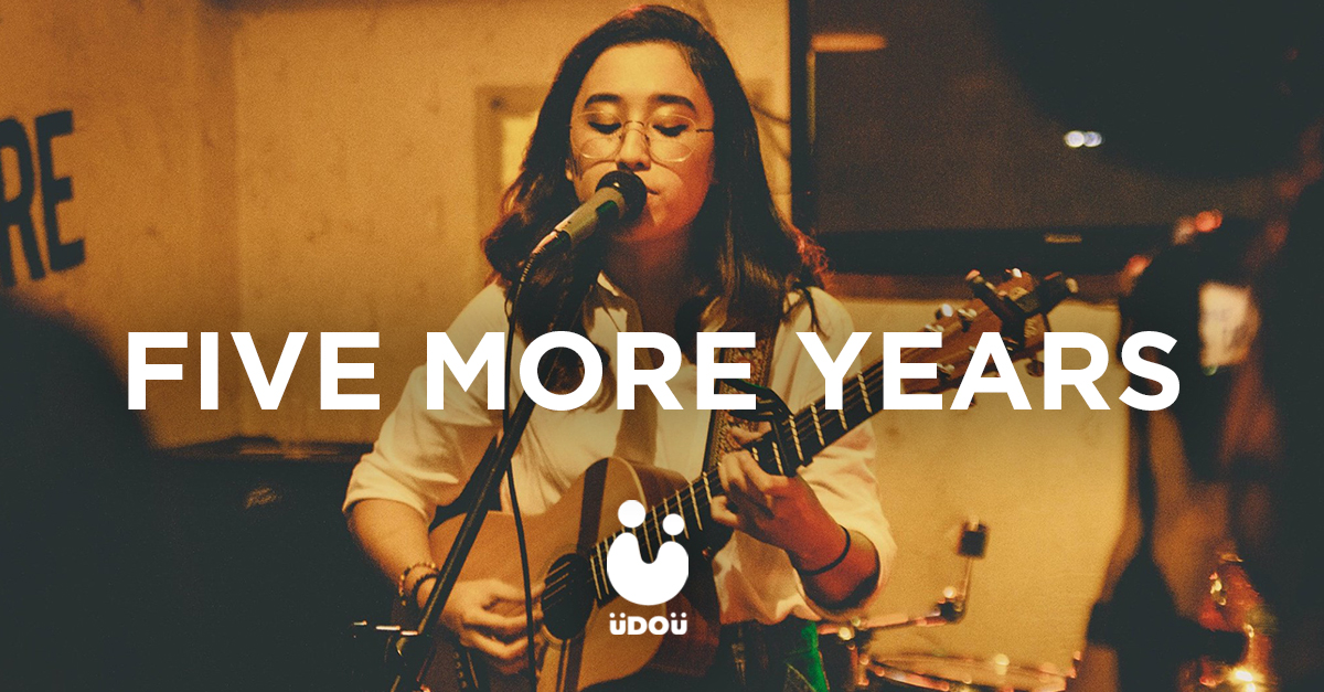 five more years by meagan trees