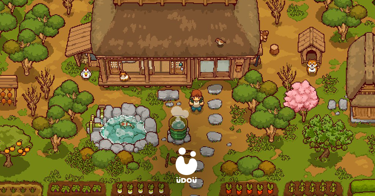 Japan country life game