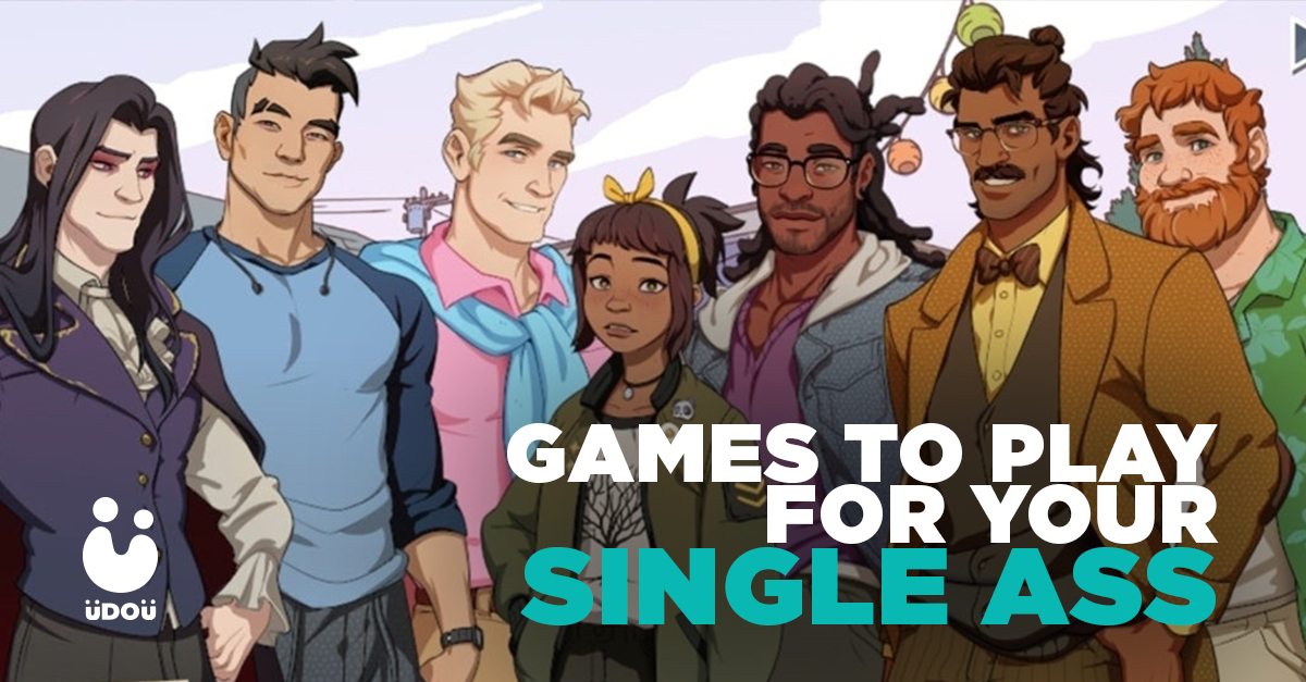 Valentines games for single 2020