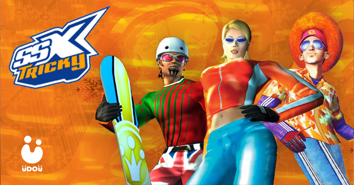 SSX Tricky remastered